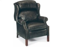 Chippendale Reclining Wing Chair