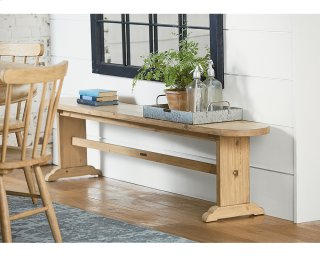 Cobbler's Bench W/garden Tray