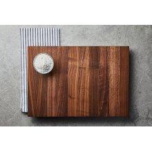 Cutting board 210067 - Walnut Stainless steel sink accessory , Walnut