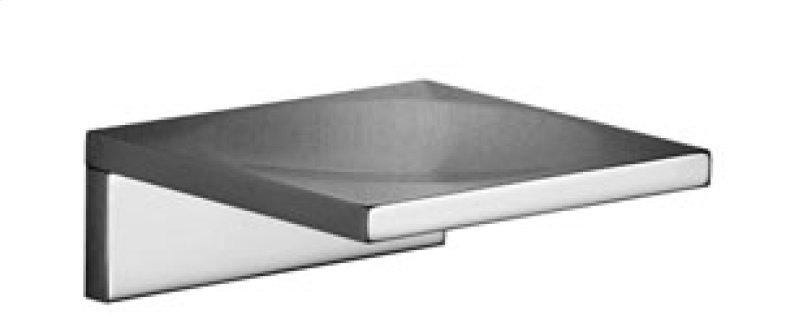 Soap Dish Wall Mounted Chrome