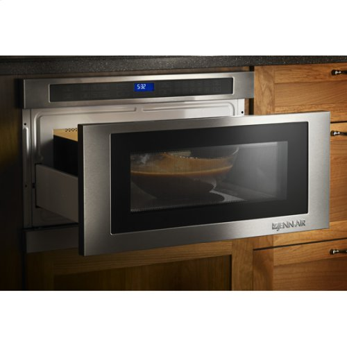 Under Counter Microwave Oven with Drawer Design, 24""