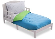 Bright Star 4-Piece Toddler Bedding Set - Kid bundle - Bright Star (2207)