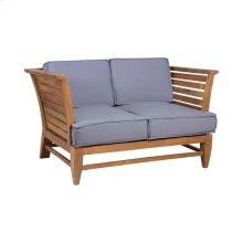 Galveston Pier Love Seat Cushions (Set of 4)