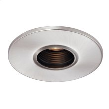 TRIM,4IN PINHOLE - Satin Nickel