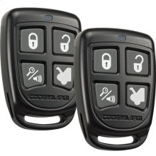 Vehicle security and keyless entry system