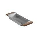 Tray 205037 - Walnut Fireclay sink accessory , Walnut Product Image
