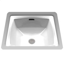 Connelly™ Undercounter Lavatory - Colonial White