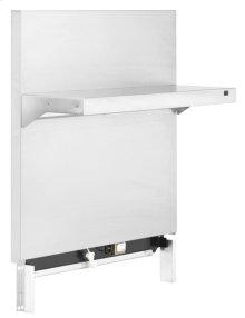 Jenn-Air® Pro-Style® Backsplash - Stainless Steel