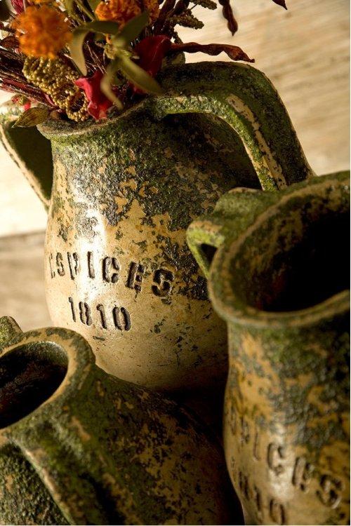 Guerrero Terracotta Jars - Set of 3