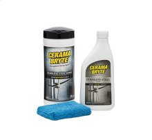 Cerama Bryte Stainless Steel Cleaning Kit