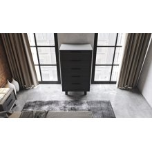Amsterdam High Chest Dresser