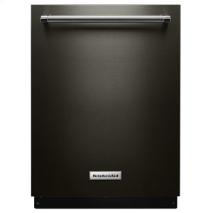 46 DBA Dishwasher with Third Level Rack and PrintShield Finish - Black Stainless - BLACK STAINLESS