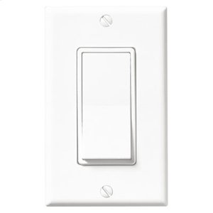 Single-Function Control, White, 20 amps., 120V
