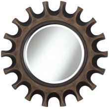 Pinion Mirror - Coffee