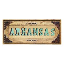 Arkansas Letter Mirror