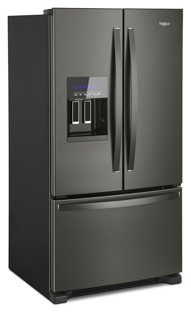 pl samsung steel refrigerators doors with french ft maker com appliances stainless energy shop door lowes refrigerator cu ice at