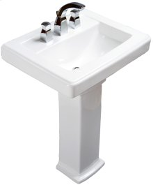 Washbasin Angular - White Alpin