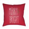 "Merry Bright HDY-064 18"" x 18"""