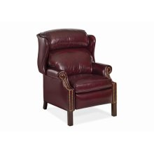 Woodbridge Chippendale Wing Chair Recliner