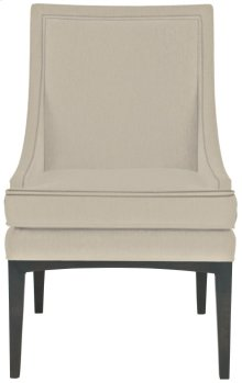 Mya Upholstered Chair in Cocoa