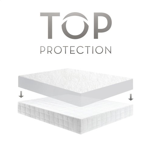 Pr1meTerry Mattress Protector - Twin