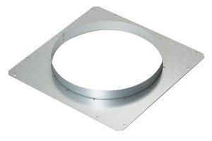 """Front Panel Rough-In Plate 10"""" Round"""