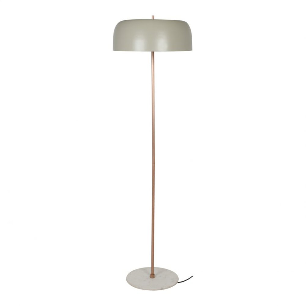 Gilmour Floor Lamp Grey