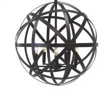 Timber and Tanning Metal Pendant Light (1/CN)