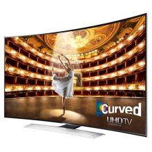 """4K UHD HU9000 Series Curved Smart TV - 65"""" Class (64.5"""" Diag.) (Clearance Sale Store: Owensboro only)"""