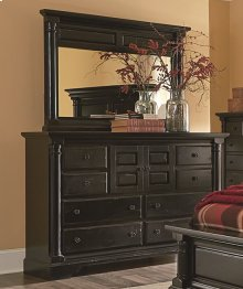 Dresser - Aged Black Finish
