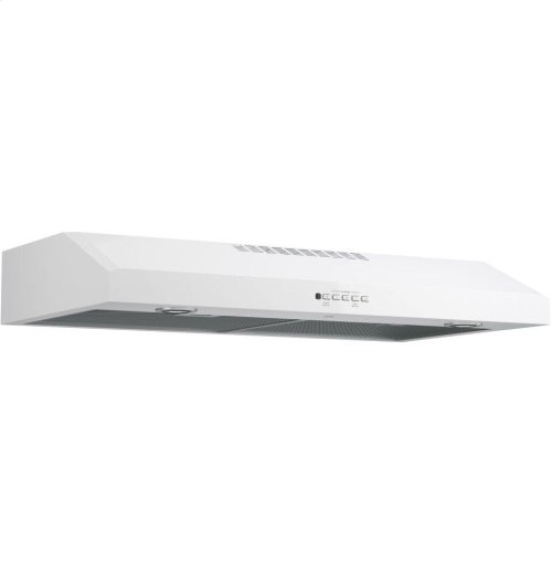 """GE® 36"""" Under The Cabinet Hood"""