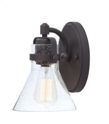 Seafarer 1-Light Wall Sconce