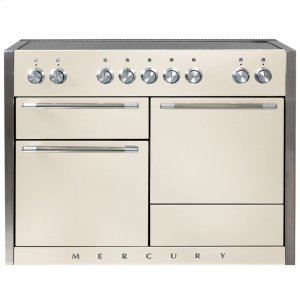 Ivory AGA Mercury Induction Range  AGA Ranges - IVORY