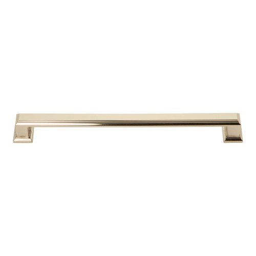 Sutton Place Pull 7 9/16 Inch (c-c) - French Gold
