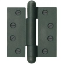 Silicon Bronze-Butt Hinge With Dome Finial Cap