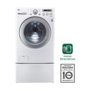 3.6 cu. ft. Extra Large Capacity Front Load Washer with ColdWash Technology -