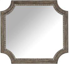 True Vintage Shaped Mirror