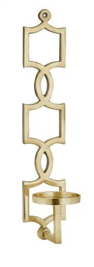 Sadie Gold Wall Sconce Product Image
