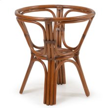 Rattan Round Dining Base Only 12050