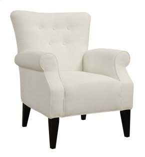 Emerald Home Lydia Accent Chair Snow U360-05-19