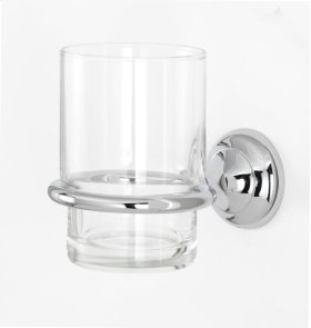 Royale Tumbler Holder A6670 - Polished Chrome