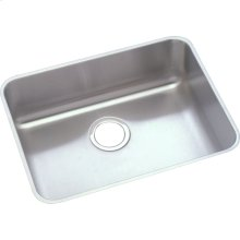 "Elkay Lustertone Classic Stainless Steel 21-1/2"" x 18-1/2"" x 5-3/8"", Single Bowl Undermount ADA Sink"