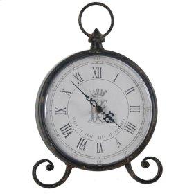 Elias Table Clock, Medium