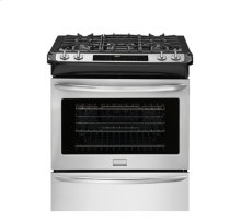 RED HOT BUY! Frigidaire Gallery 30'' Slide-In **LP**Gas Range