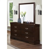 Louis Philippe Six-drawer Dresser Product Image