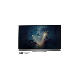 "LG AppliancesE7 OLED 4K HDR Smart TV - 55"" Class (54.6"" Diag)"