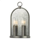 Wall Sconce - Antique Nickel Product Image