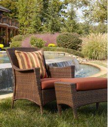 Key Biscayne 2 PC Seating with cushions