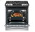 Additional 30'' Slide-In Gas Range