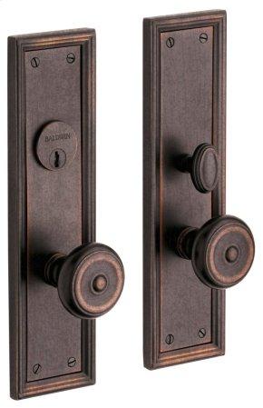 Distressed Venetian Bronze Nashville Entrance Trim
